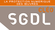 Cléo - dépôt d'empreinte numérique, protection d'oeuvres, signature numérique